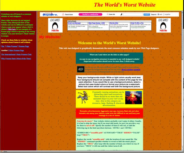 worlds-worst-website