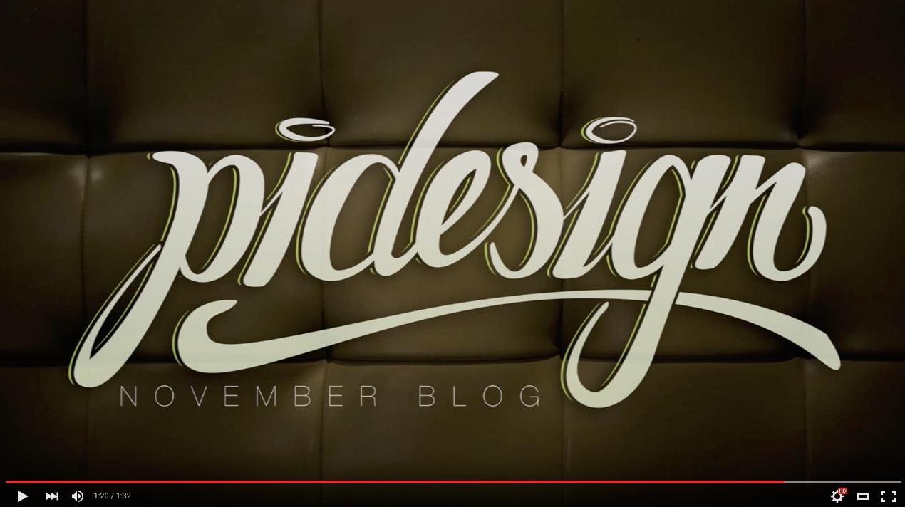 November Blog-Type Styling