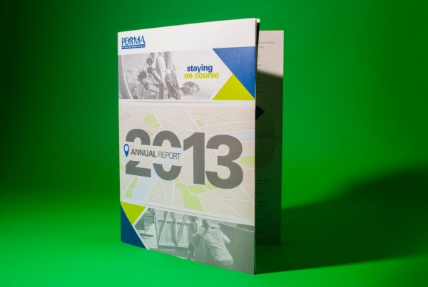 2013 PDRMA Annual Report