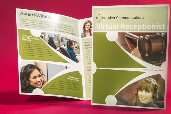 Alert Communications Brochure