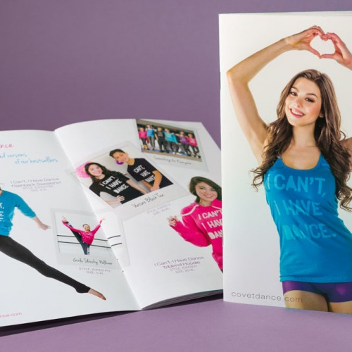 Covet Dance Catalog