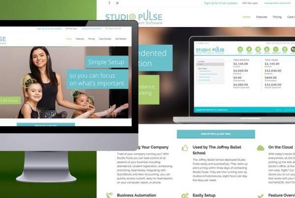 Studio Pulse Website
