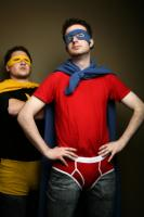 Underwear Superheroes
